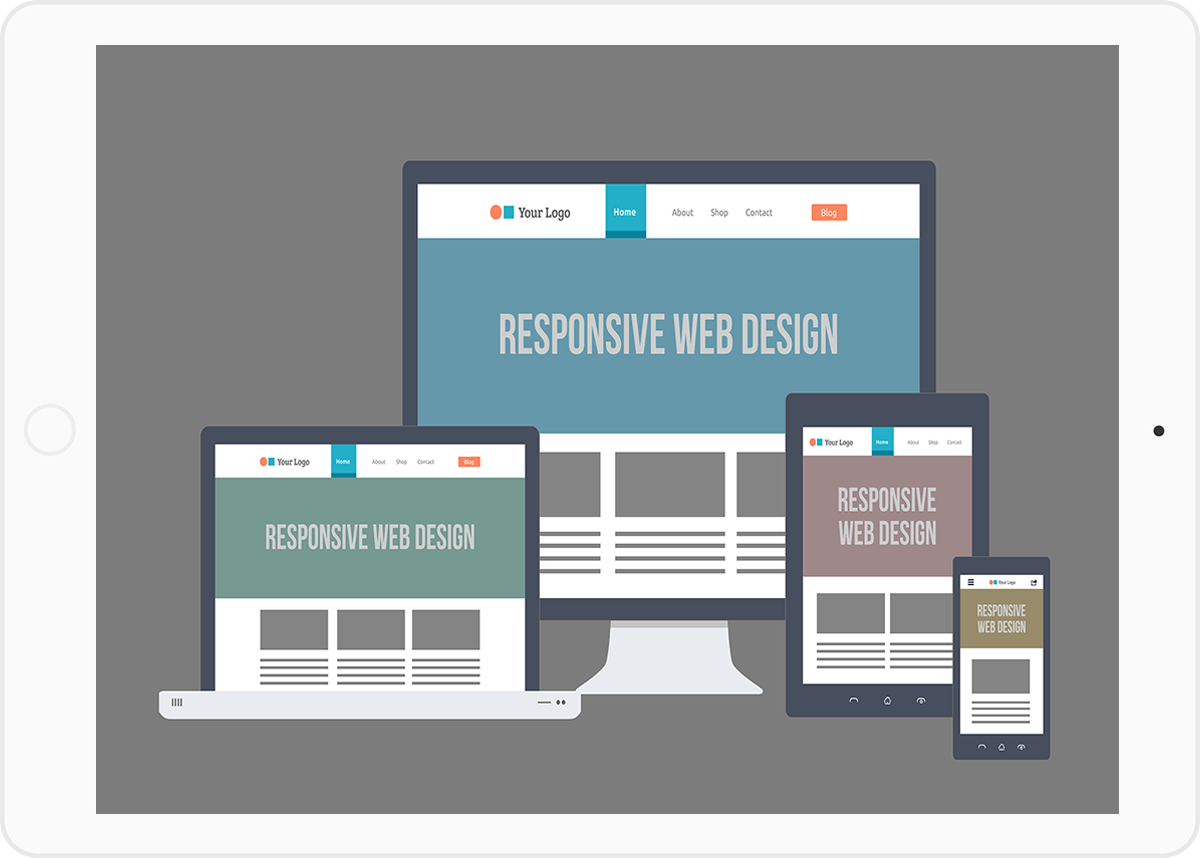 Why is a new web design important for business?